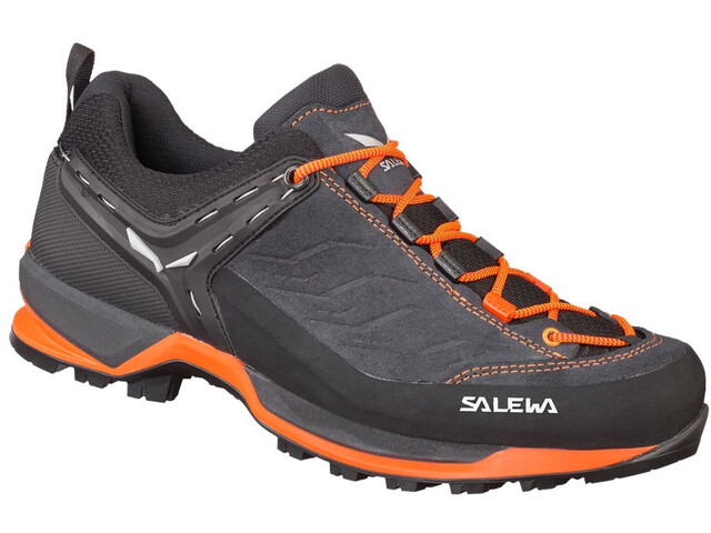 SALEWA MTN Trainer Shoes Herren asphalt/fluo orange